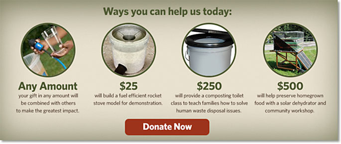 Appropriate Technology Ways Donate Now