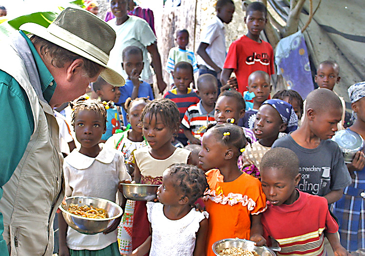 Feeding Programs are saving lives