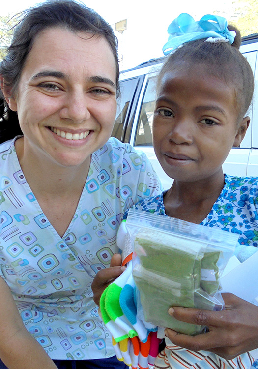 The Miracle of the Moringa Tree - Love A Child