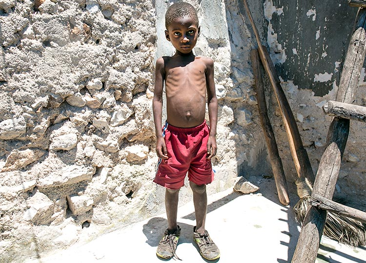 Haiti faces worst food insecurity crisis since 2001