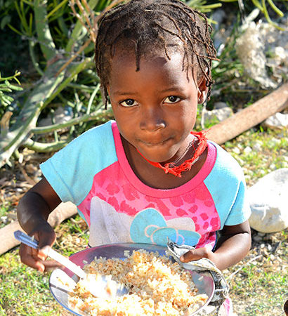 Food Crisis in Haiti
