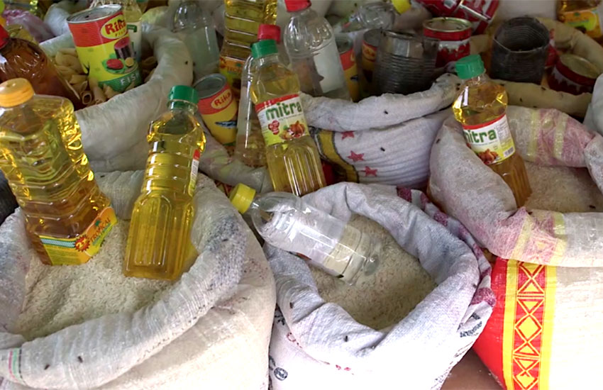 Imported food is too costly for many Haitians.