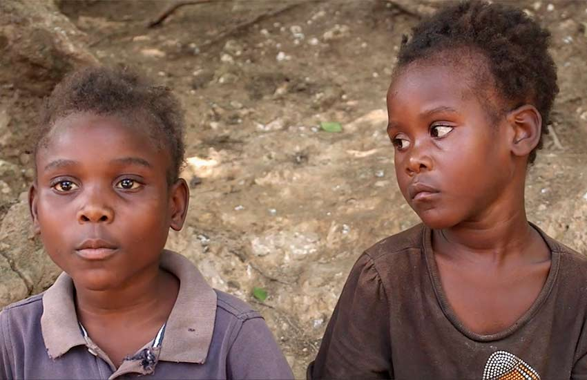 Young Haitian boys tell us about their everyday lives in the village of Fond Cheval.