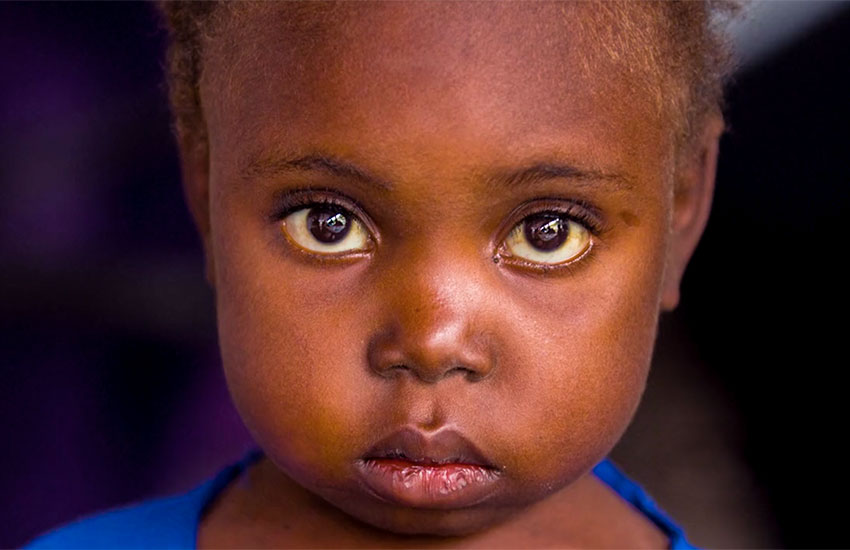 Haitian children need your help.