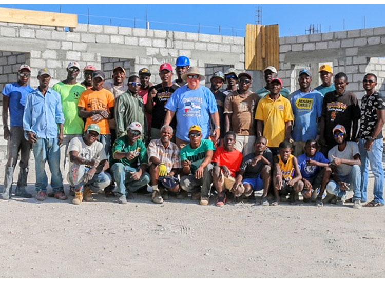 Love A Child's Construction Crew