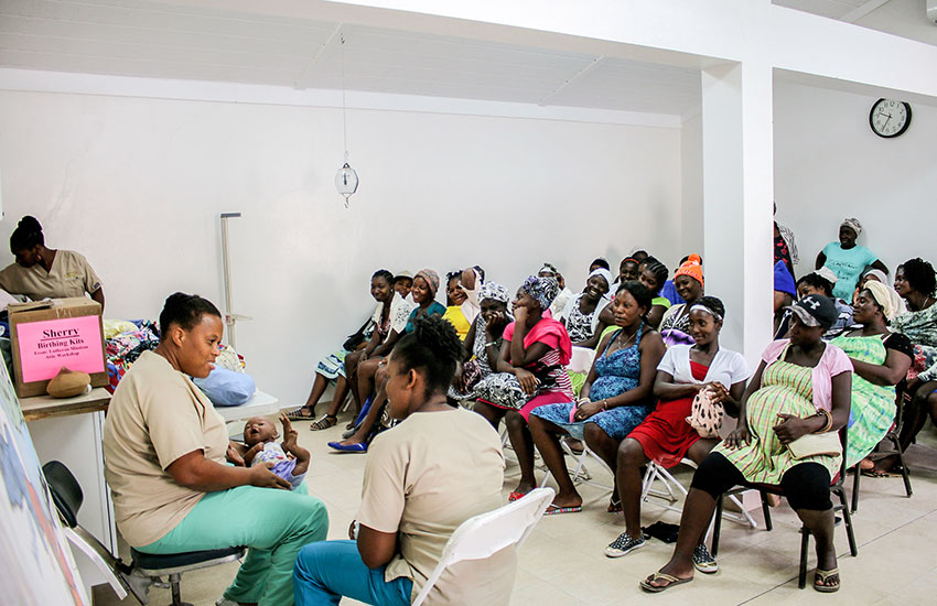 Many poor women are now receiving training in prenatal and postnatal care, through medical facilities like our Love A Child Maternity Clinic.