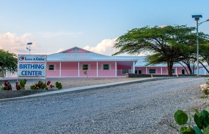 The New Love A Child Birthing Center - Fond Parisien, Haiti