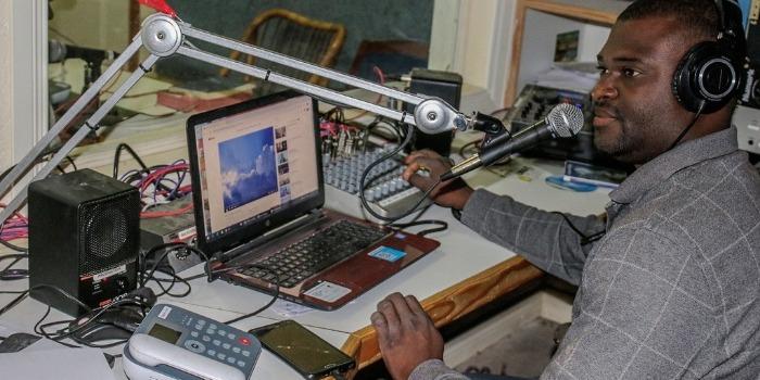 Franck Joseph - Love A Child Radio Station - Haiti - Manager