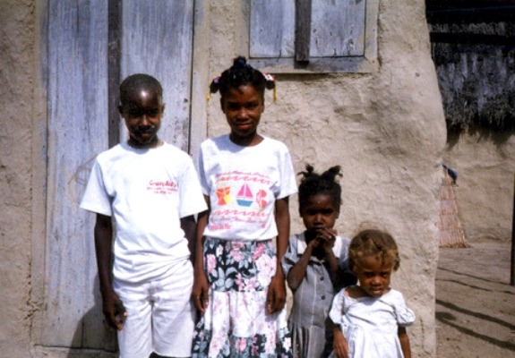 In 1991, Berry, Sheline, Julanne, and Jonise became the first four children cared for by Bobby and Sherry Burnette through Love A Child.